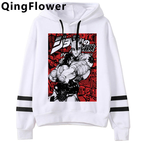 Jojo's Bizarre Adventure Hoodie <br>Killer Queen