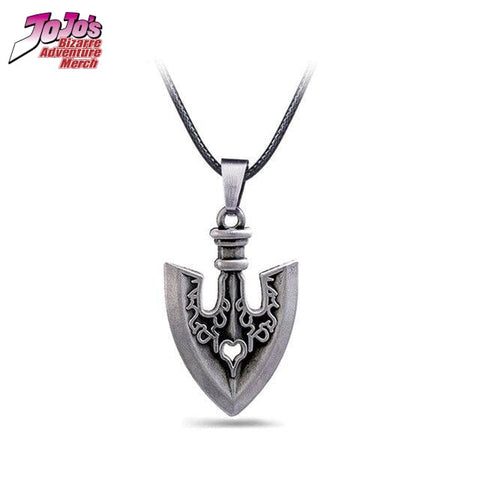 Stand Arrow Necklace