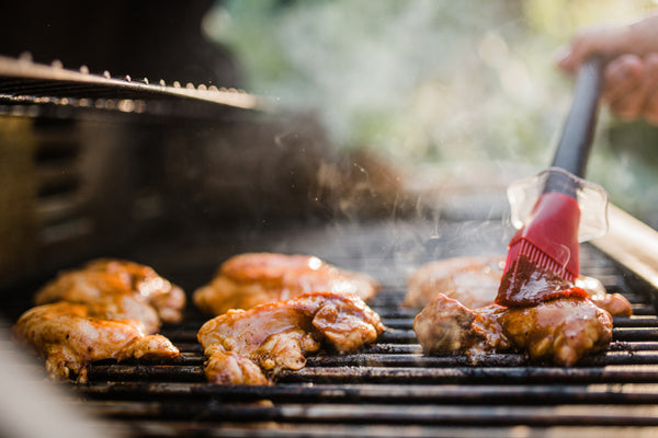 Easy Barbecue Chicken with Organic Portland BBQ Sauce