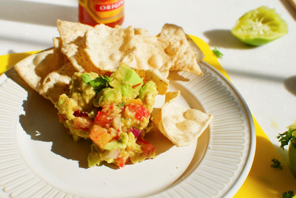 Best guacamole recipe with Worcestershire sauce