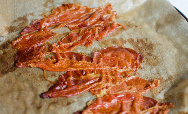prosciutto baked in the oven