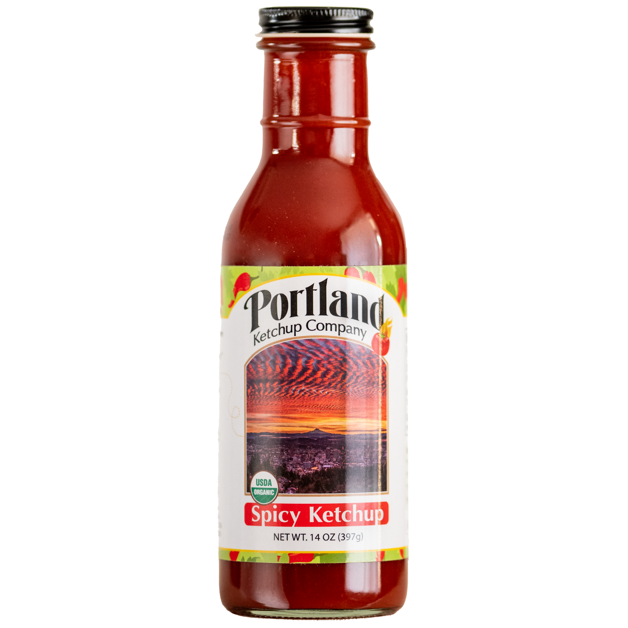 Portland Spicy Organic Ketchup