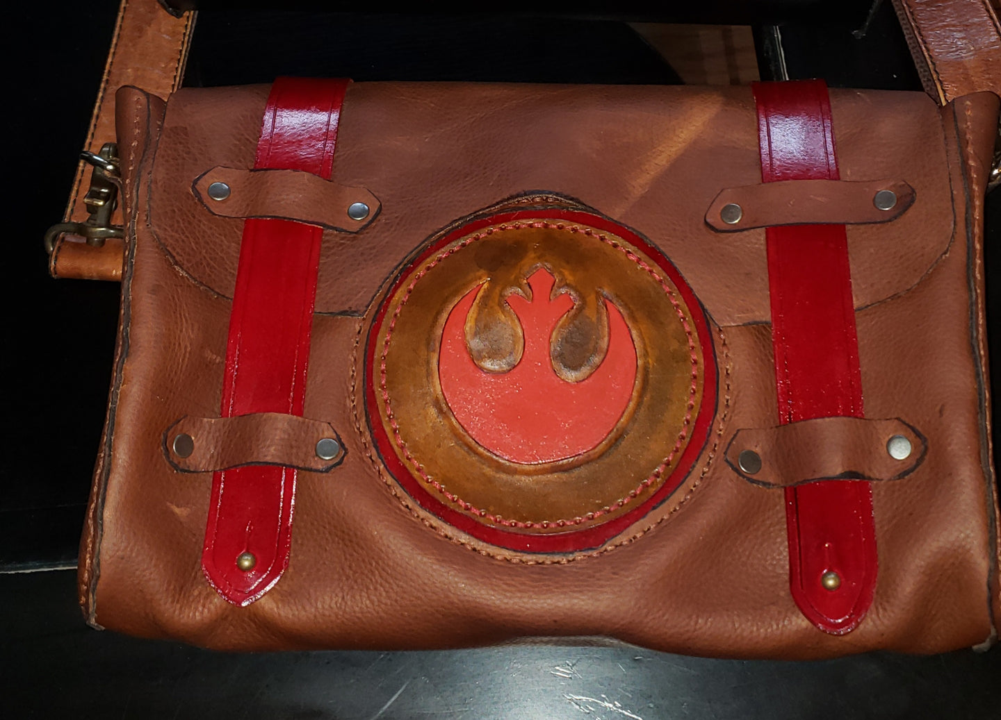 The Rebel Cause Bag