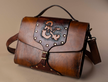 Load image into Gallery viewer, RPG Ampersand Leather Bag