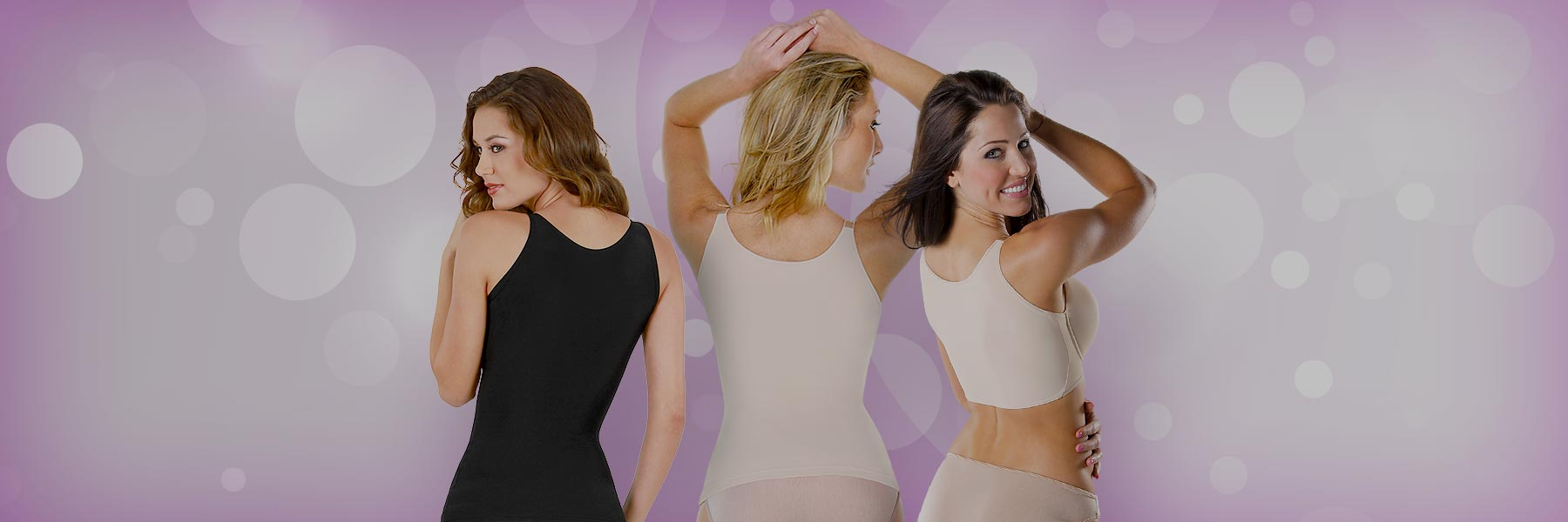 d930a453d8 Shapeez line of Full Coverage Back Smoothing Bras