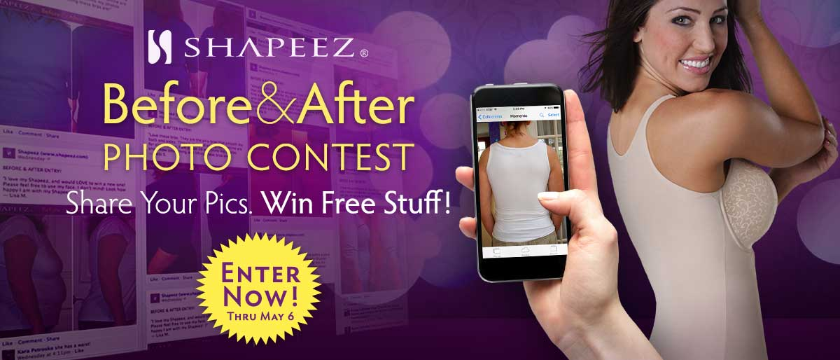 Shapeez Before and After Photo Contest