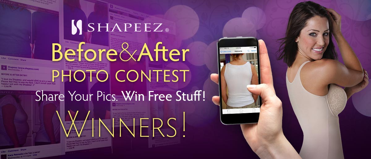 Shapeez Before & After Photo Contest