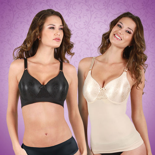 525c933118 For larger cup sizes with a non-foam cup that won t add to your breast size.