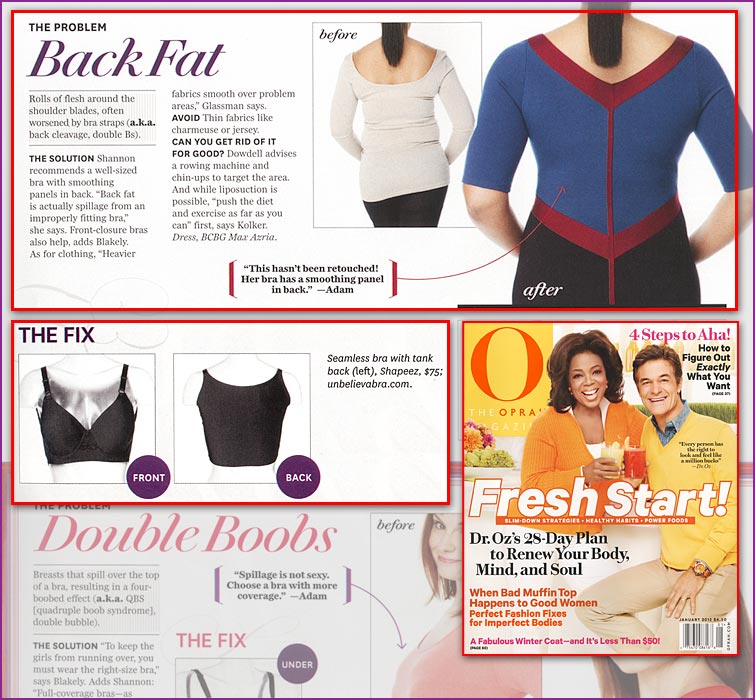 cac091e865f Most Comfortable Bra Ever - Learn more about Shapeez in the media