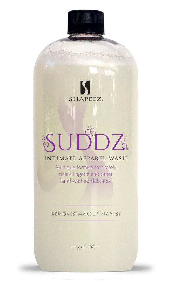 SUDDZ safely cleans intimate apparel, active wear ...