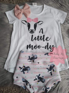 Daisy cow outfit