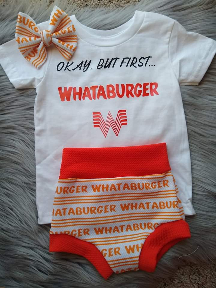 Whataburger outfit