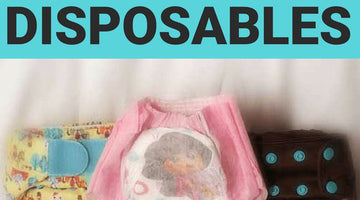 Cloth Diaper Vs Disposable Diapers, What Should We Choose For Our Baby?