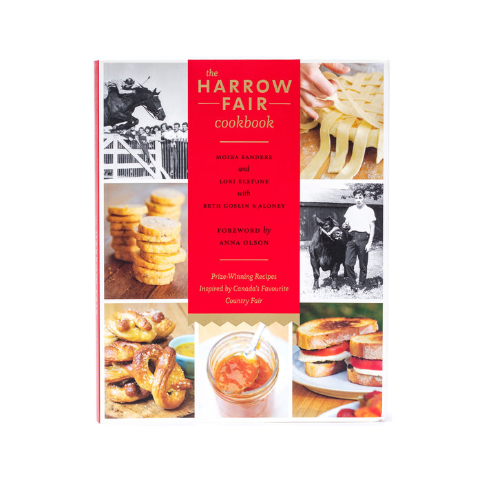 THE HARROW FAIR COOKBOOK