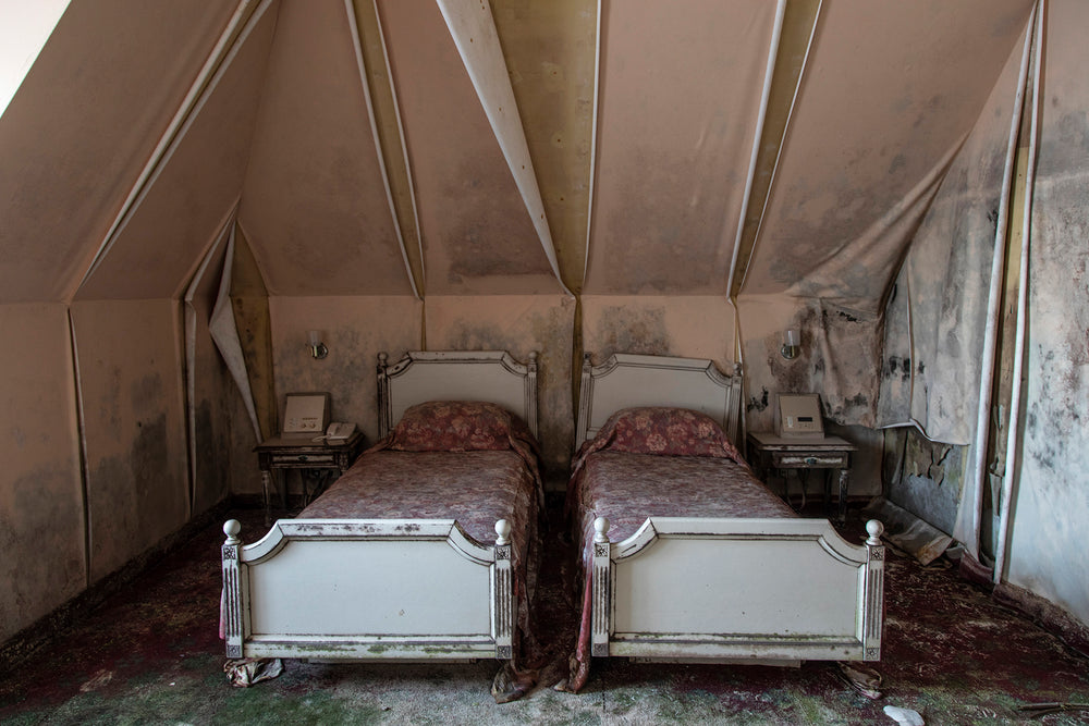 A Twin Room in Tatters