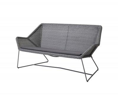 Breeze 2-pers. lounge soffa, Light Grey - Olson Möbler i Åkersberga