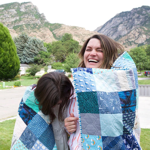 This is the Place Utah Quilt by Maker Valley (Holly Lesue)