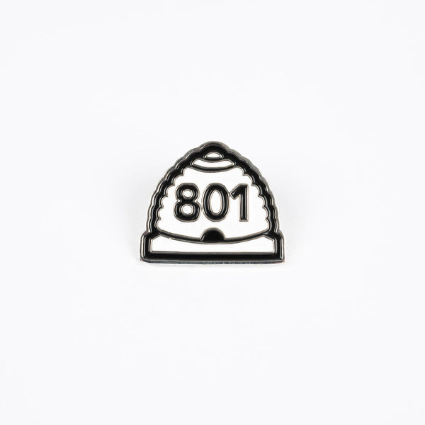 The 801 - Enamel Pin