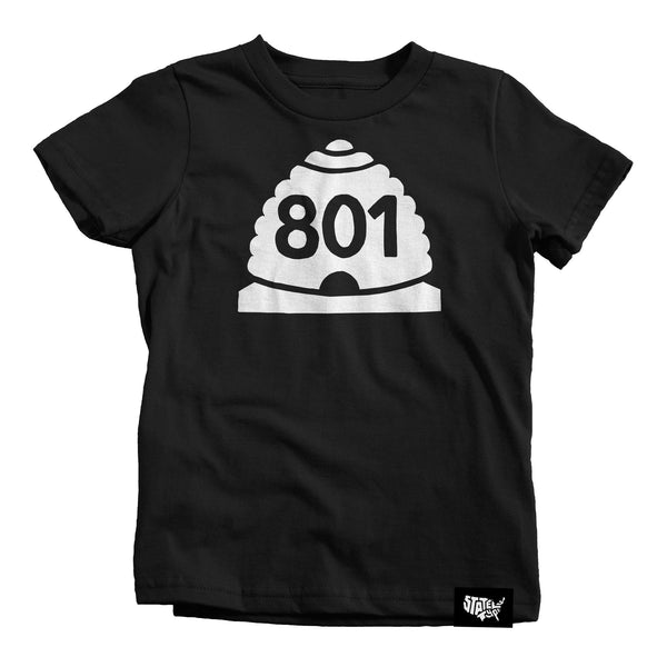 The 801 T-shirt - Kids