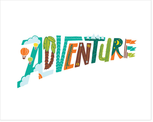 Adventure - Free PDF Download - Stately Type