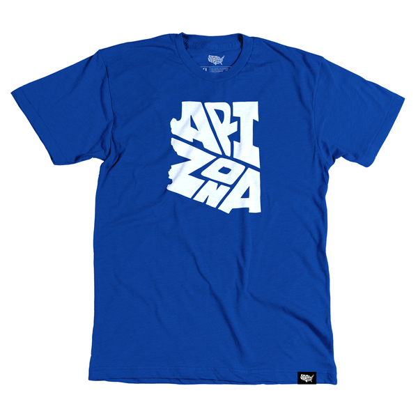 Arizona T-shirt - Stately Type