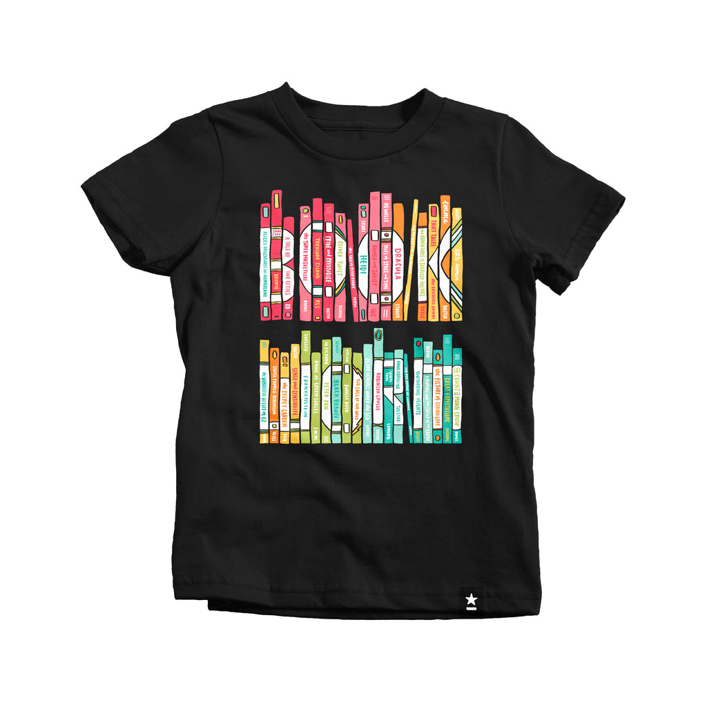 Bookworm T-shirt - Kids