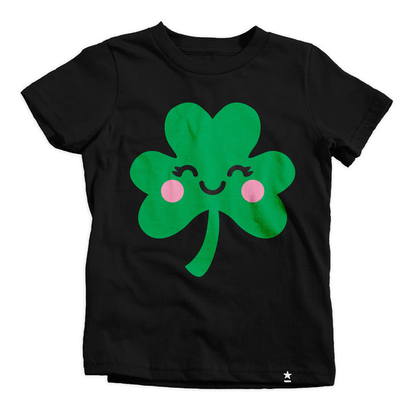 Cheeky Cutie Shamrock T-shirt - Kids - Stately Type