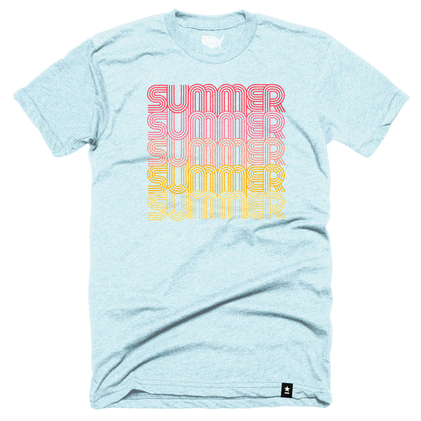 Endless Summer T-shirt - Stately Type
