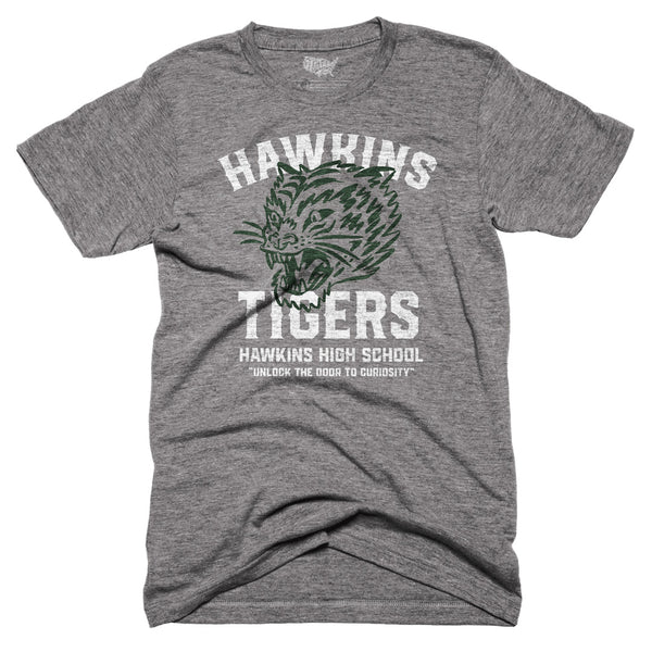 Hawkins Tigers T-shirt