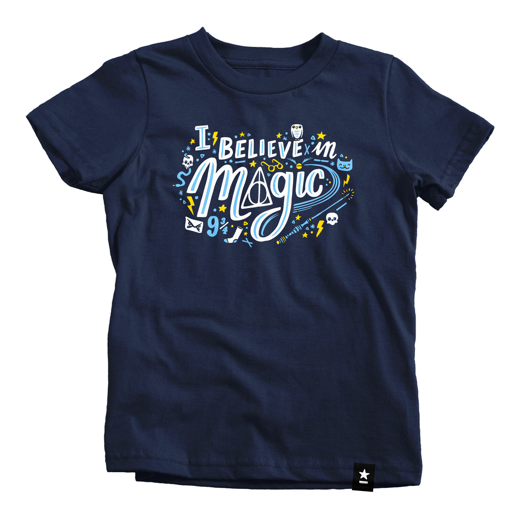 I Believe in Magic T-shirt - Kids - Stately Type