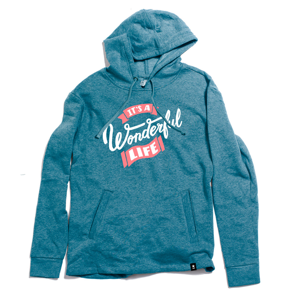 It's a Wonderful Life Fleece Hoodie