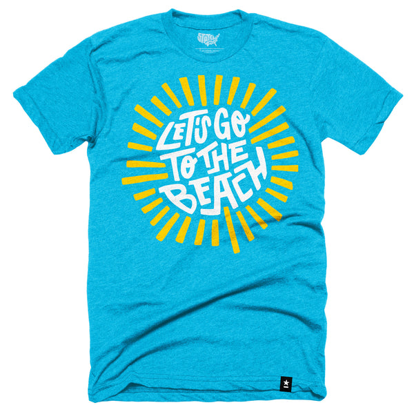 Let's Go to the Beach T-shirt