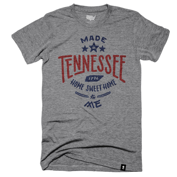 Made in Tennessee T-shirt - Stately Type
