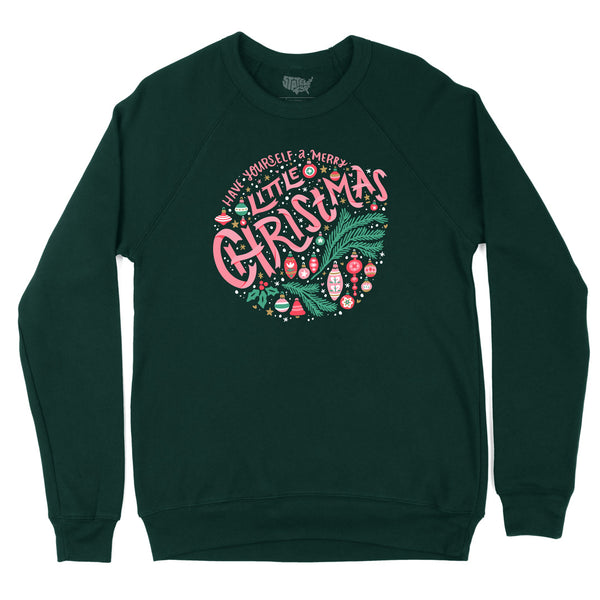 Merry Little Christmas Sweatshirt