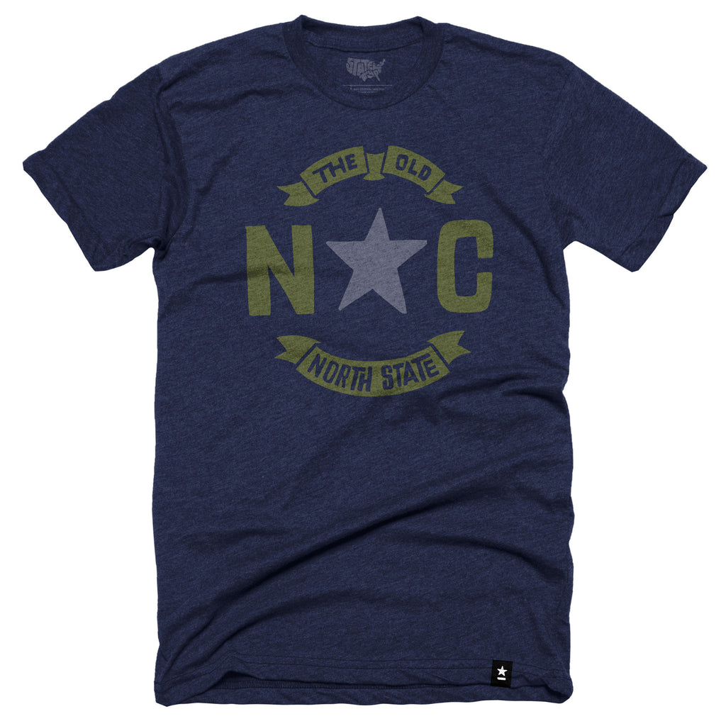 North carolina a and t state - North Carolina The Old North State T Shirt