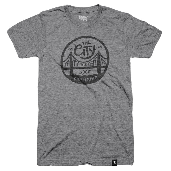 "San Francisco ""The City by the Bay"" T-shirt"