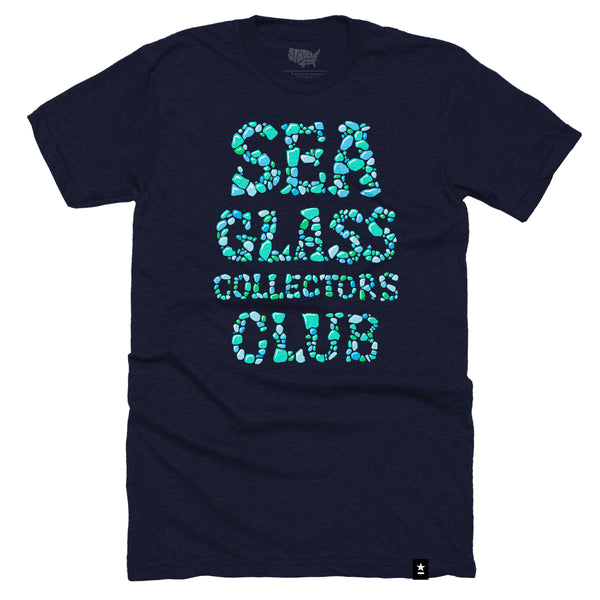 Sea Glass Collectors Club T-shirt