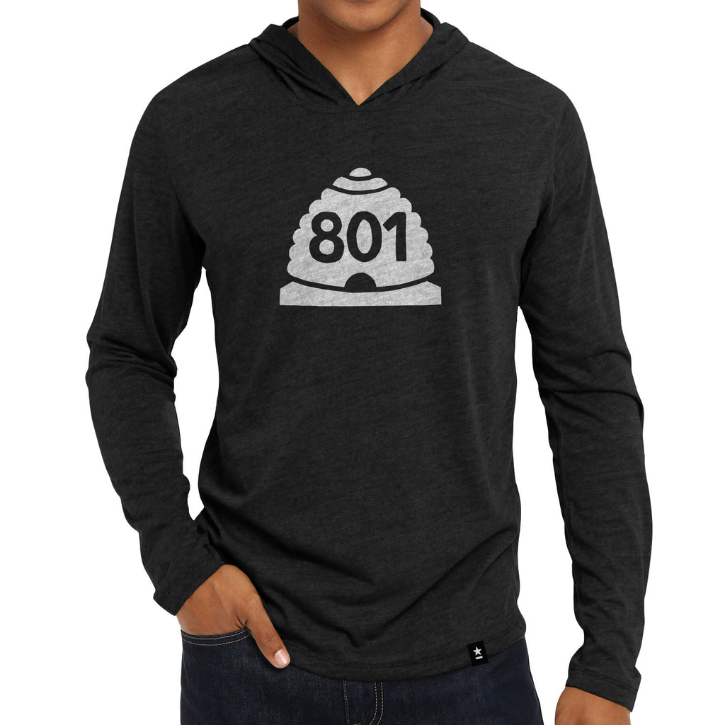 The 801 Hoodie - Stately Type