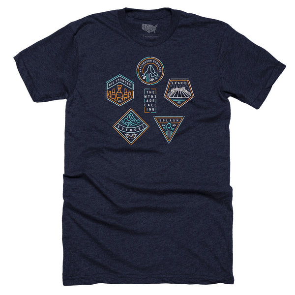 The Mtns are Calling T-shirt