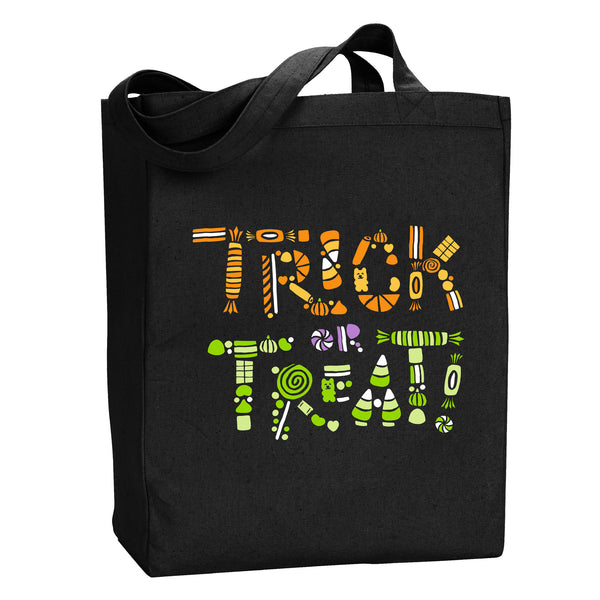 Trick or Treat Tote by Stately Type
