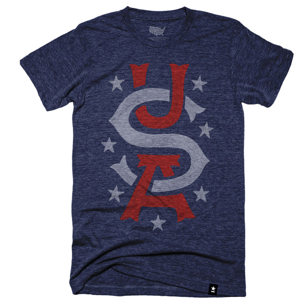 USA Monogram T-shirt