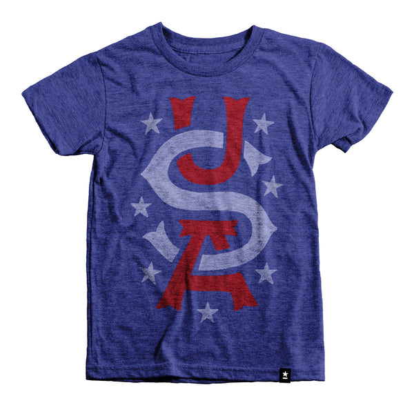 USA Monogram T-shirt - Kids
