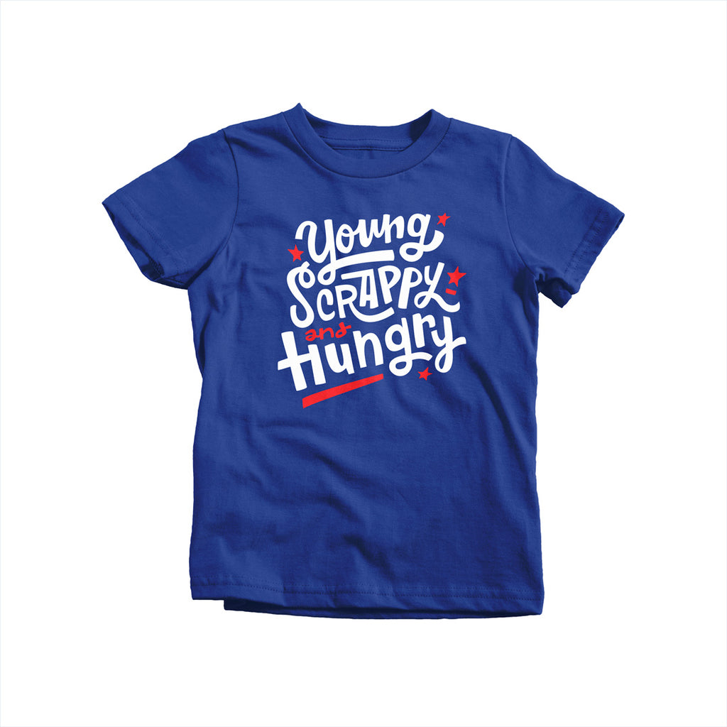 Young Scrappy and Hungry T-shirt - Kids