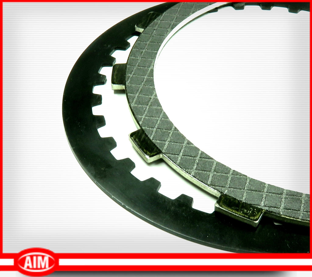 Carbonite clutch plates, for '98 and later BT
