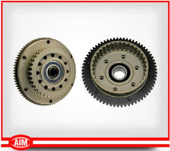 For '94-'97 BT, Billet Clutch Basket, 36T Sprocket, 102T Ring gear