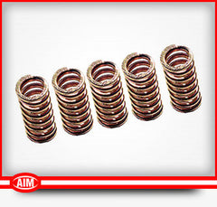 Coil spring, 10%, 400lbs (5pcs), for '02-'07 V-Rod (AM008-080)