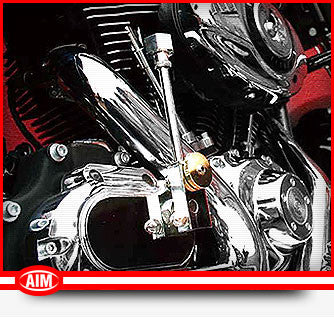 Reverse Gear Mamba '07-'13 (H-D 6-Speed) Touring models, Monoblok for Cable clutch (MB001-001)
