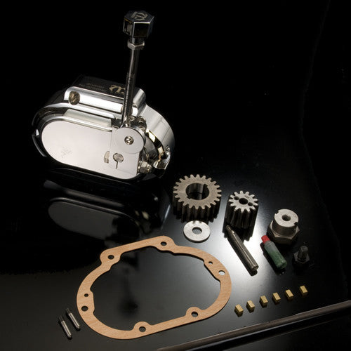 Monoblock, Shift Style Reverse Gear for '07+ (including '06 Dyna) HD 6 Speed Cable Clutch Style
