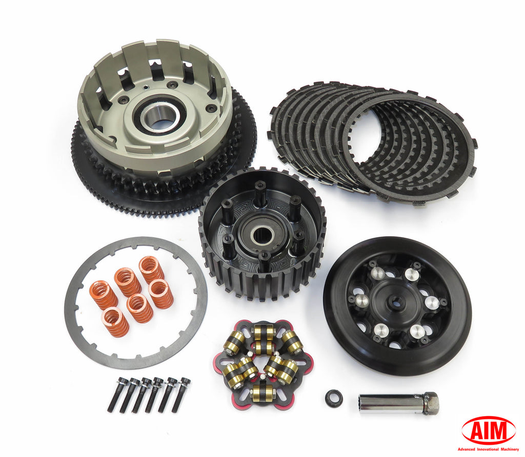 CF2 Complete Clutch Kit for Harley Davidson '07 and Up Cable Clutch