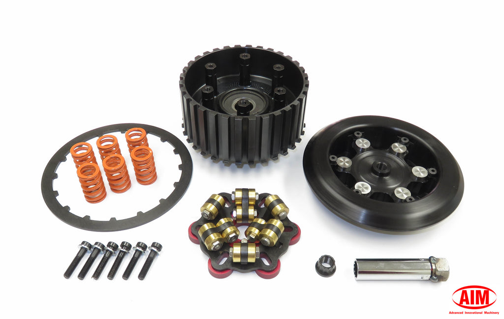 CF2 - inner clutch kit for '07 and later Big Twin including '06 Dyna with cable clutch control